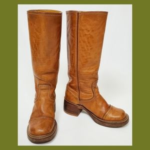 Vintage 70's tall boots